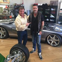 richard rawlings arron kaufman chip foose overhaulin. Black Bedroom Furniture Sets. Home Design Ideas