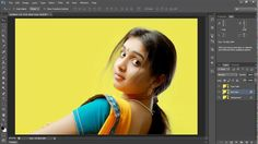 How to Create Simple 3D Effect - Photoshop CS6 Tutorial