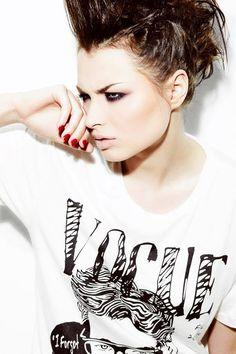 #AlinaNine #Romanian #SuperModel #Fashion #Couture #Lingerie #Catwalk #Runway #Beauty #Paris #Photography #Sexy #Tattoo #Perfect10 alinanine.com/