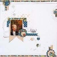 A Project by Lilith Eeckels from our Scrapbooking Gallery originally submitted 01/29/12 at 08:10 AM