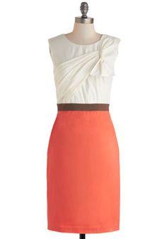 Evening Cocktails Dress, #ModCloth