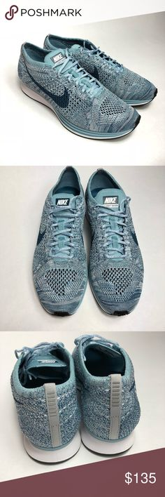 sale retailer 1df4b ad0a2 ✨SALE✨ ✨ Nike Flyknit Racer Brand new with the box but no lid. Men s size  10 which is women s size Unisex shoe Nike Shoes Athletic Shoes