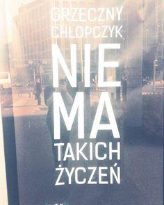 #wtp #teatr #vlepka #plakat #spektakl #życzenia #grzecznychlopiec #hansdoraiwilk