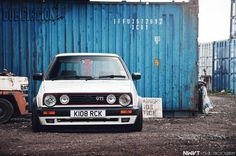 Golf GTI - we love this thing- you have to see it + http://goo.gl/Dj328a