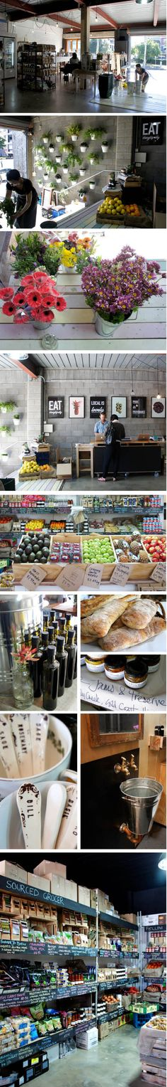 Sourced Grocer, 11 Florence Street Tennerife, Brisbane - great coffee & food!