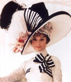 Cecil Beaton hat My Fair Lady  The benchmark for all Derby hats!