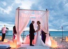 Beach Weddings in Miami, South Beach, Fort Lauderdale / Beach Wedding Packages / Florida Beach Weddings.