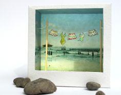 Beach and Ocean Diorama Box Ideas.  Gotta make this!