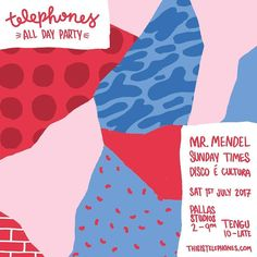 The #Dutch #boogieman Mr Mendel returns to #Tengu this #Saturday #night courtesy of our #friends at #Telephones. Expect a killer #selection of #Disco #Soul #Afro #RnB #80s #Pop #House and #Italo with the Disco É Cultura #collective taking care of #Kaizen #Bar upstairs. Sell out #show last year and we expect the same again ..... #Tickets available here ... https://goo.gl/Y9wFcd