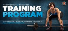 Amanda Ennett Military Fitness 360: Training - Bodybuilding.com
