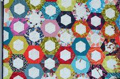 Hyacinth Quilt Designs. Bangles quilt.