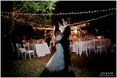A gorgeous outdoor reception, with French countryside-style details. Festival Themed Wedding, Countryside Style, South African Weddings, Outdoor Wedding Reception, Getting Married, Real Weddings, Wedding Inspiration, Wedding Ideas, Wedding Dresses