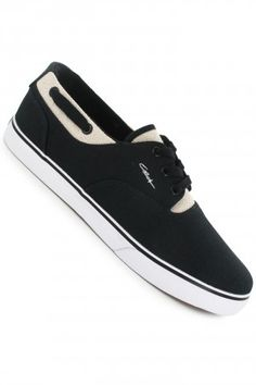 C1RCA Valeo Shoe (black hemp) | #skatedeluxe #sk8dlx #C1RCA