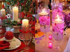 Decorarea mesei nu cunoaşte limite. O masă decorată este mult mai apetisantă decât una absolut simplă. Ornarea mesei cu lumânări poateveni în sprijinul acestui obiectiv şi se poate face mai ales atunci când e vorba de o masă romantică, de masa de crăciun sau de orice masă festivă. ...