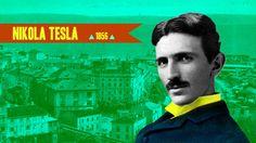 Nikola Tesla: Great Minds....fun and informative..