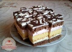 Homemade Crackers, Hungarian Recipes, Hungarian Food, Tiramisu, Ham, Cake Recipes, Food And Drink, Cooking Recipes, Baking
