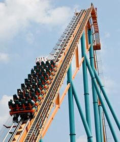 PBS interactive lesson on potential and kinetic energy in roller coasters--for the Girl Scouts Entertainment Technology Junior badge
