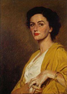 "Manuel Benedito Vives (Spanish, 1875-1963)  ""Retrato de Mauricia Fernández Urrutia"""