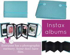 Instax albums