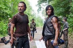 Rick and Daryl