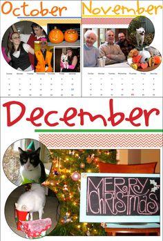 2013 Printable Wall Calendar  http://downshannonlane.com/