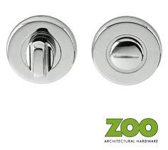 'Standard' Turn & Release, Polished Chrome Finish - ZCZ004CP None
