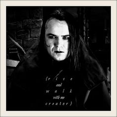 "Penny Dreadful, Rory Kinnear as The Creature ""Rise and walk with me Creator"""