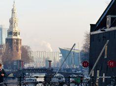 Con alma de valija.: Desde Waterlooplein ( parada técnica en Hema)  has...