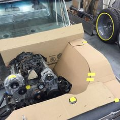 engine compartment in progress C10 Chevy Truck, Chevy Pickups, Pickup Trucks, Metal Projects, Welding Projects, Custom Trucks, Custom Cars, Cool Trucks, Cool Cars