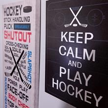 Canvas - Play Hockey