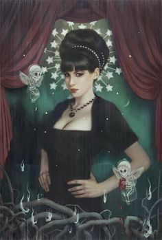 'all the devils' by tom bagshaw