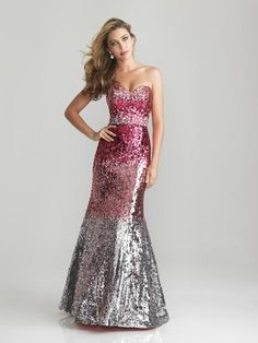 Night Moves 6648 at Prom Dress Shop #NightMoves #PromDresses #SequinsMermaidDresses #PromDressShop