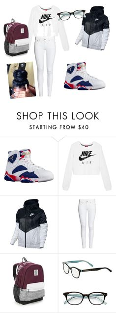 """""""school"""" by shiyanemcnab on Polyvore featuring NIKE, Victoria's Secret and Kate Spade"""