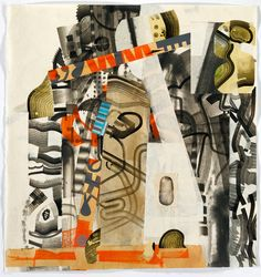 Robert Hardgrave - Collage