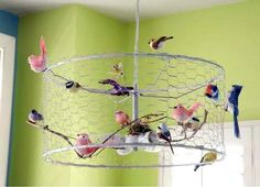 Birds in the Nursery | Apartment Therapy