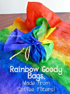 rainbow goody bags m