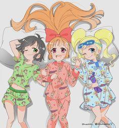 Powerpuff Girls Cartoon, Powerpuff Girls Wallpaper, Anime Vs Cartoon, Cartoon Shows, Cartoon Wallpaper, Cartoon Art, Kawaii Anime Girl, Anime Art Girl, Super Nana