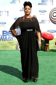 Photo of Jill Scott - BET Awards 2011 - Picture Browse more than pictures of celebrity and movie on AceShowbiz. Curvy Fashion, Plus Size Fashion, Girl Fashion, Fashion Outfits, Jill Scott, Neo Soul, Black Girls Rock, Colourful Outfits, Sexy Bikini