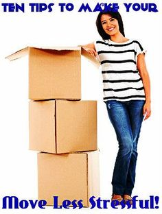 Moving is typically not something most people look forward to. In fact it can make your life very stressful. There are however ways to make the process of moving go far more smoothly. It all boils down to preparation beforehand.