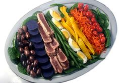 Before I get to this beautiful and delicious Nicoise Salad and an amazing vinaigrette to go with it, of course I must ramble first. Isn't that the norm with me theese days? So, here I am agai…