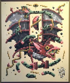 Pixel Design, Pixel Art Games, Game Character Design, 8 Bit, Painting Prints, Online Art, Minecraft Stuff, Game Art, Pop Art