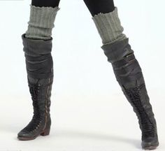 Resident Evil -- Alice Boots