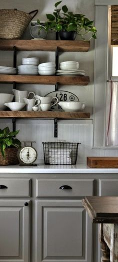 6 Shades of gray in the kitchen that are anything but boring |