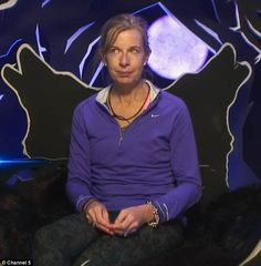 'Compliments are for needy people': Despite her tears, Katie managed to make sure her opinions about the matter were well and truly known Katie Hopkins, Bad Eggs, Needy People, Celebrity Big Brother, Compliments, Celebrities, Celebs, Celebrity, Famous People