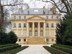 Château Margaux, Bordeaux, France #wine #travel #France