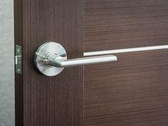 Nova Hardware – Modern door levers, door handles and accessories Trendy Door, Mid Century Modern Interiors, Modern Door, Door Handles Modern, Door Hardware, Sliding Barn Door Hardware, Modern Interior, Doors Interior Modern, Doors Interior