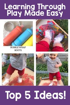 Learning Through Play is what we are all about at Little Learners. Guest Blogger @shareyourplaywithme shares their Top 5 educational play ideas - making sure there is more time spent enjoying the activity than actually setting it up!  #guestblogger #educationalplay #learningthroughplay Little Learners, Learning Through Play, Play Ideas, Little Ones, Make It Simple, Activities, Education, How To Make, Fun