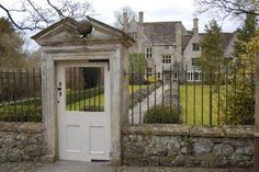 front yard gate