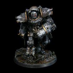Domitar Class Battle-automata - Andrew Sharonov - https://www.facebook.com/groups/mechanicum/permalink/1165088893514228/