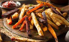 Pečené zeleninové hranolky - Jana Earl - Fitness & Nutrition